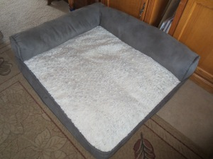 Simon's bed